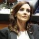 La senadora panista pidió protección para su hijo luego de haber recibido amenazas de seguidores del presidente López Obrador