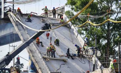 Anuncia Carso que reconstrucción de tramo colapsado del Metro costará 800 millones de pesos