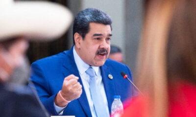 Maduro exige establecer una 'Comisión de la verdad' sobre la Conquista de América