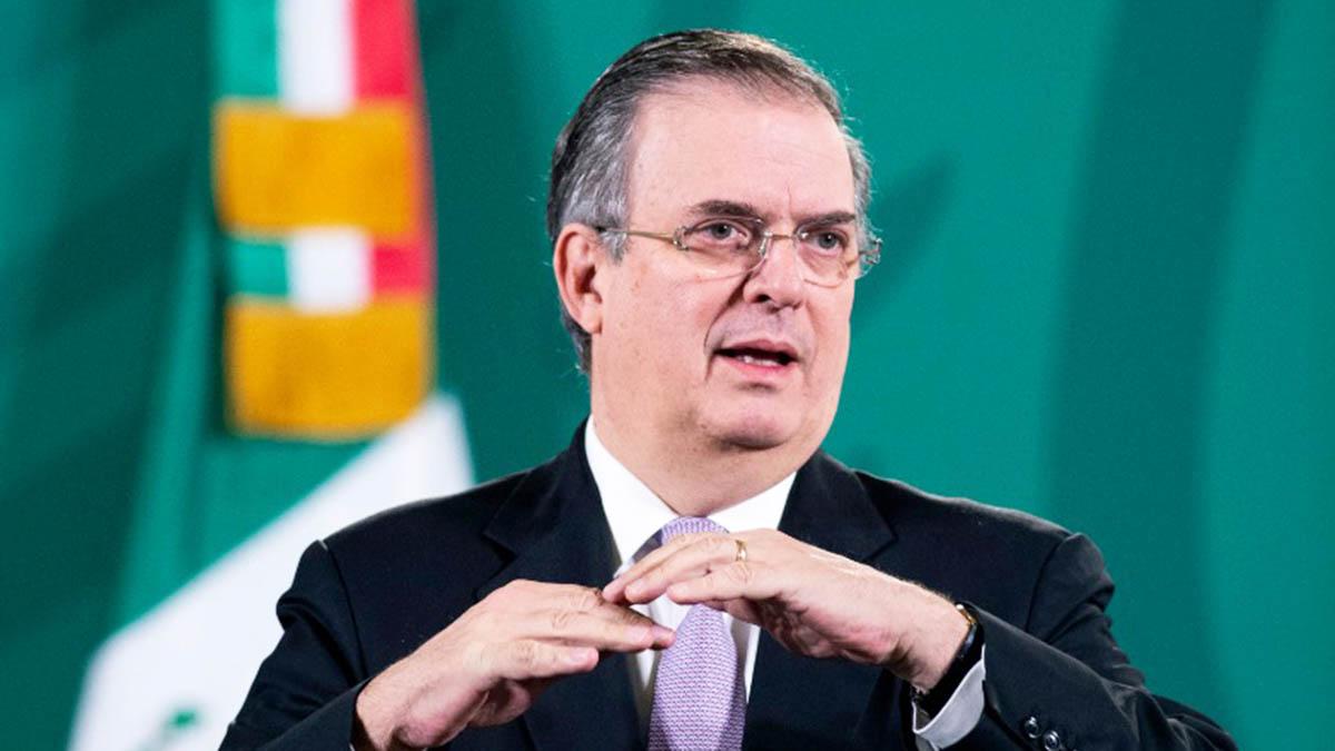 Marcelo Ebrard asegura que buscará ser el candidato de Morena en las próximas elecciones presidenciales