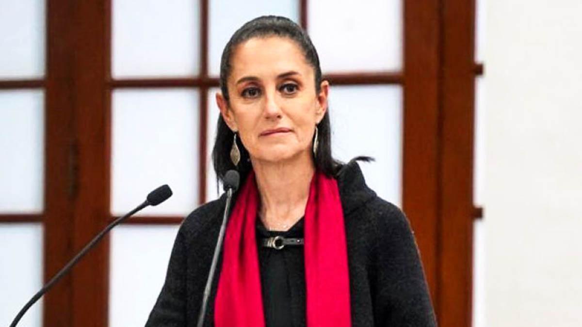 La Jefa de Gobierno respaldó la propuesta del Presidente de que el candidato de Morena se elija a través de encuesta