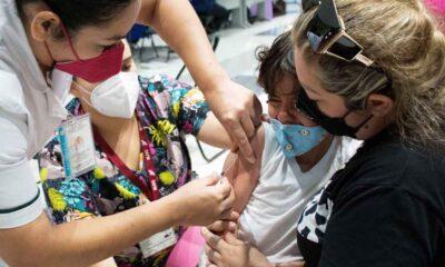 Recomienda panel de expertos de la FDA vacuna Pfizer para niños de 5 a 11 años de edad