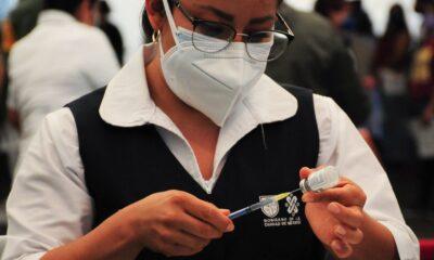 Más de 74 por ciento de la población mayor de edad en México ya ha recibido al menos una dosis de la vacuna anti-Covid
