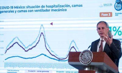 OPS reconoce estrategia Covid de México