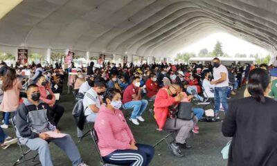 /8 por ciento de los ciudadanos mexiquenses tienen al menos una dosis de las vacunas antiCovid