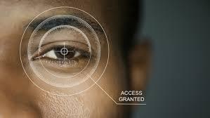Alarm Guard Iris Scanner