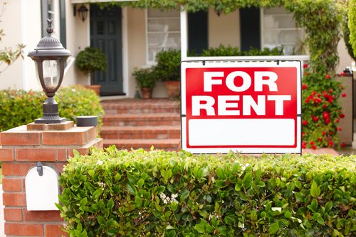 Can you add a security system to a rental property?