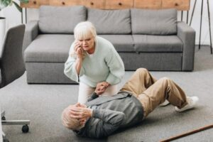 Senior Tips From Falling - Safety Is a Choice