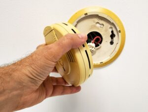 smoke alarms system toronto