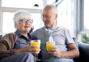 Modern Seniors Enjoying Life with Medical Alert System