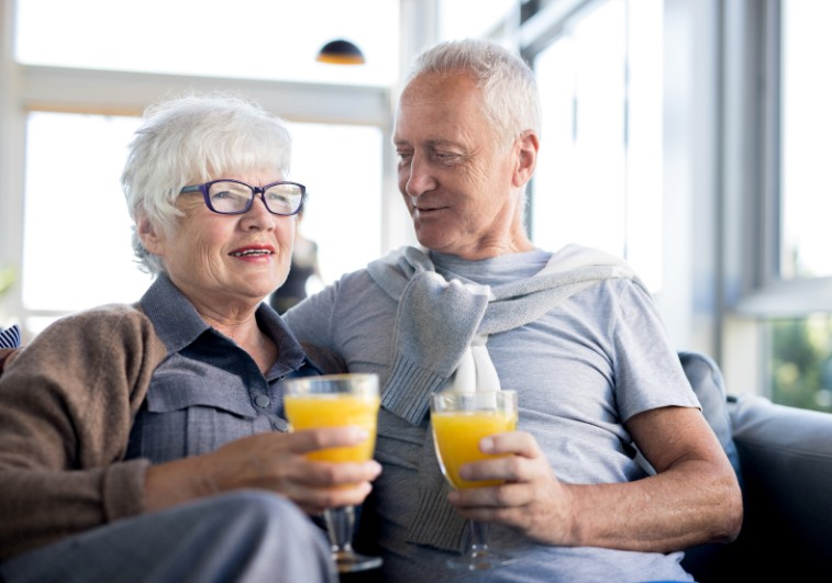 Living Longer and Healthier is a Choice