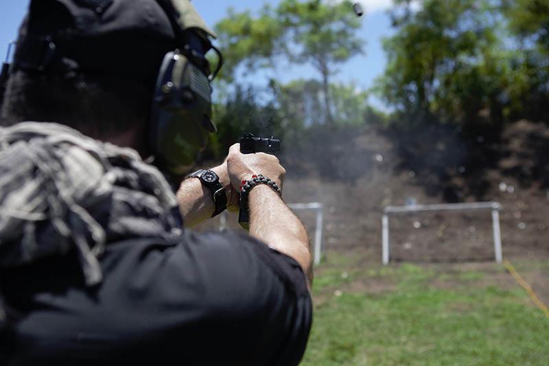 Handgun Speed Skills
