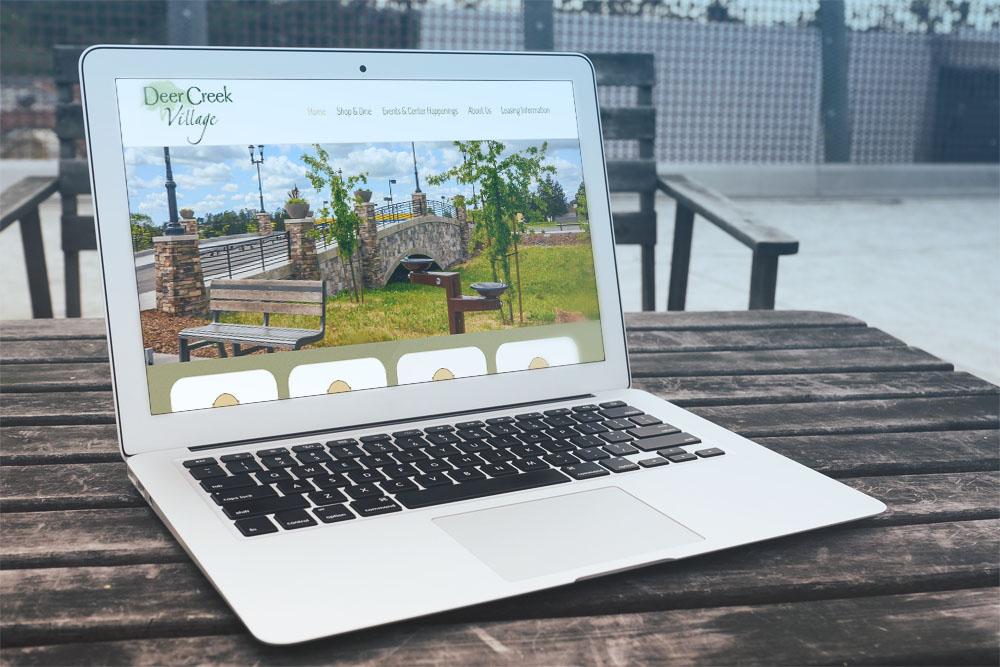 Deer Creek Village Website