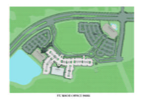 Ft. Wade Office Park Site Plan