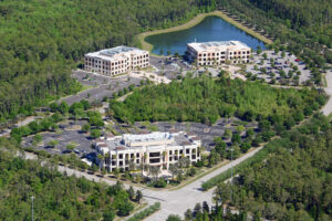 Ft. Wade Office Park Aerial