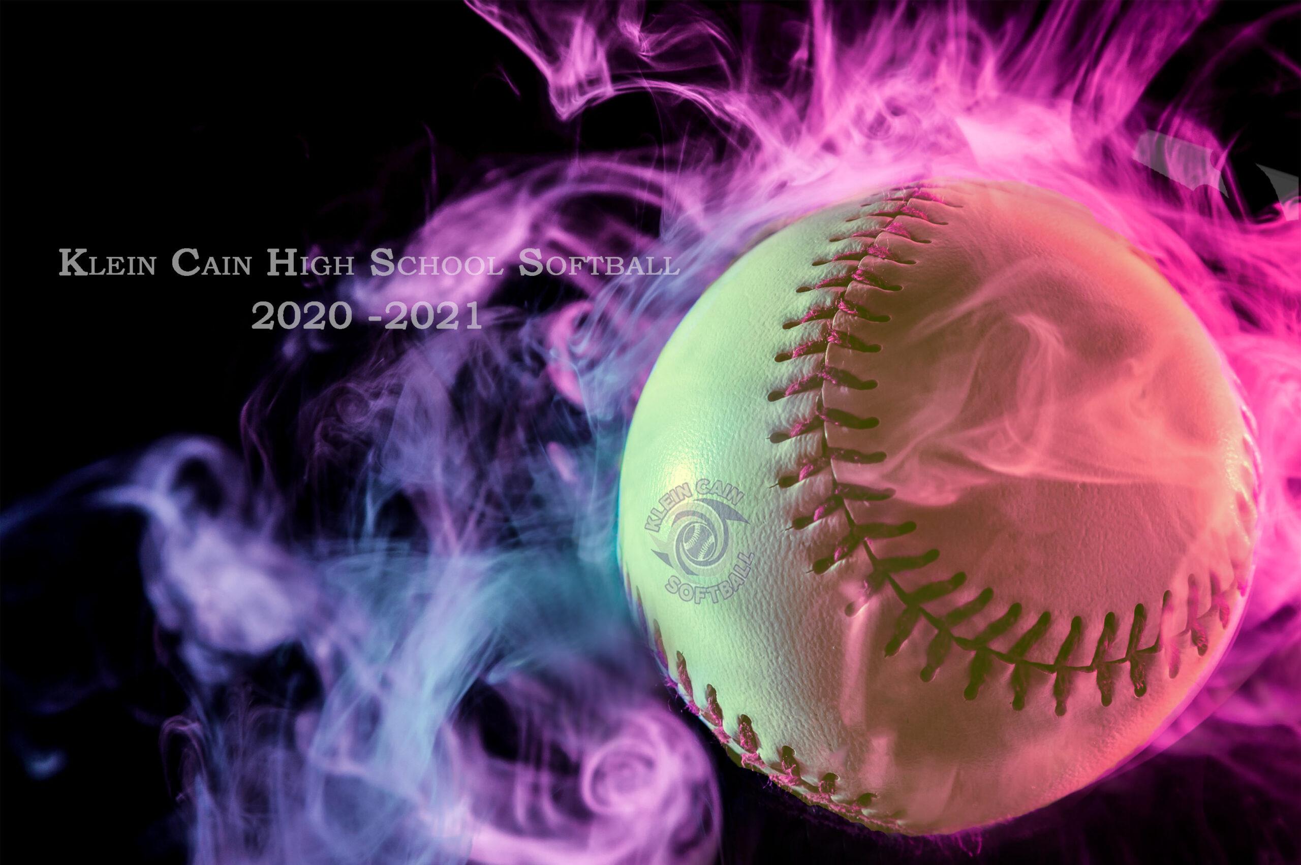 KC Softball purple image