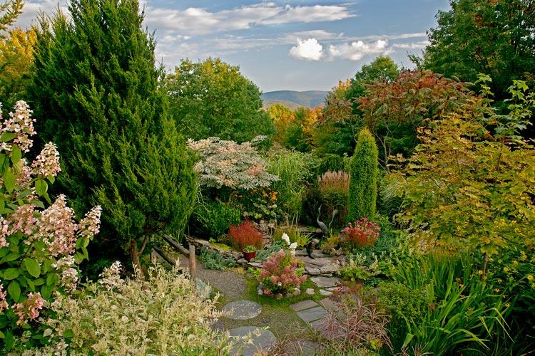 Garden of Mel Bellar
