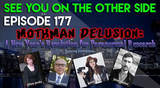 Mothman Delusion: A New Year's Resolution for Paranormal Research