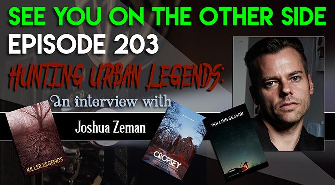 Hunting Urban Legends: An Interview with Joshua Zeman