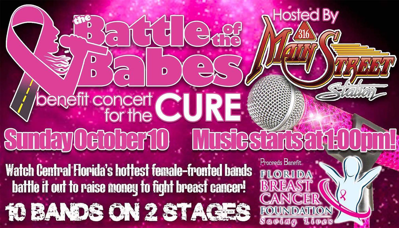 battle of the babes oct 10 2021 at 316 mainstreet station daytona beach garage bar live music