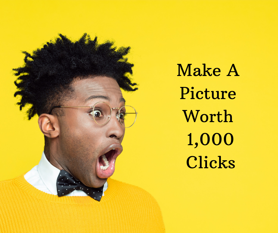 An Image is Worth A Thousand Clicks