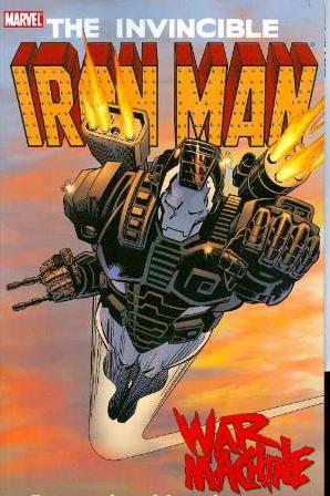 Adventures West Coast #2: Iron Man: War Machine
