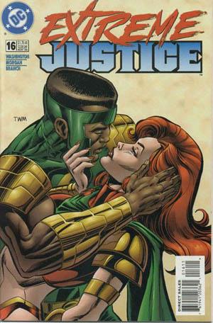 DC's Amazing-Man II Ain't So Amazing When Becky's Around…