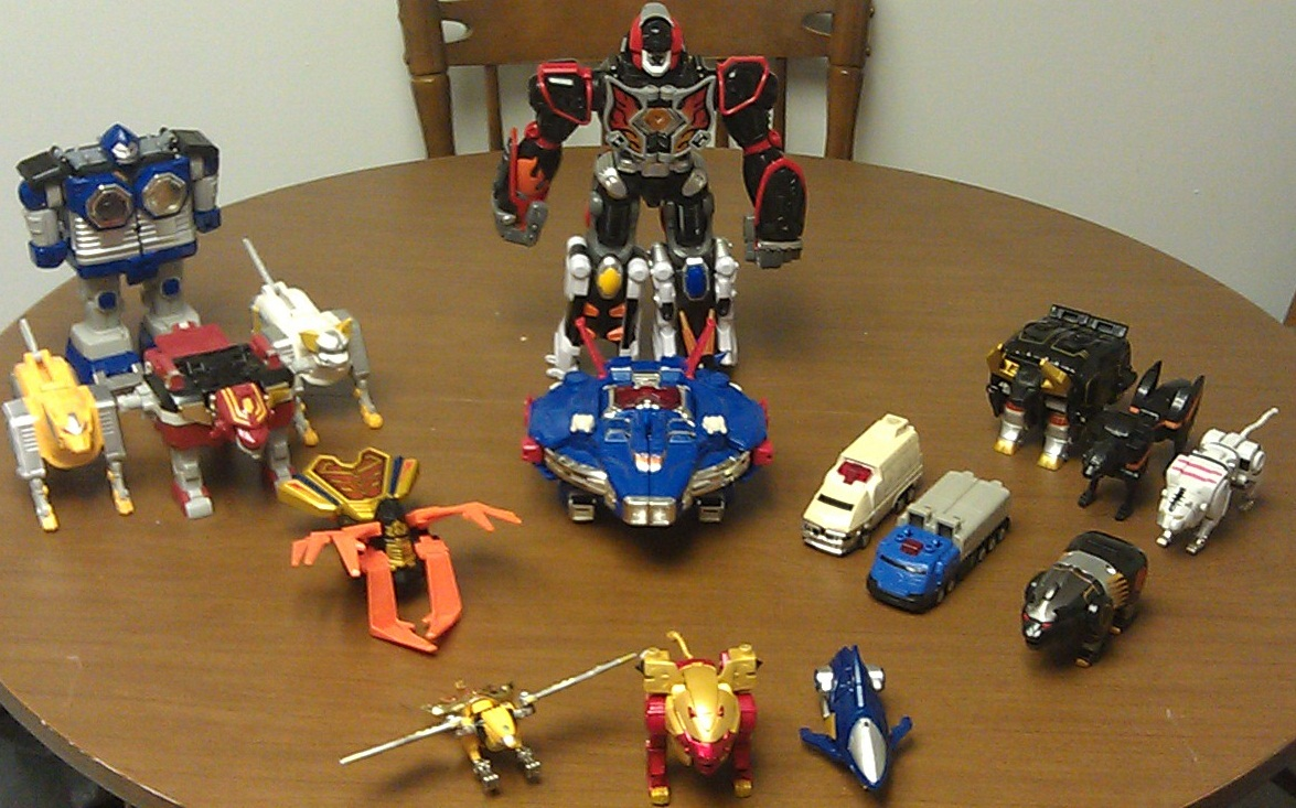 Thrift Justice – Zords & Zorcery