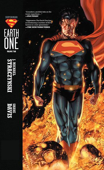 Adventures West Coast – Superman: Earth One Vol 2