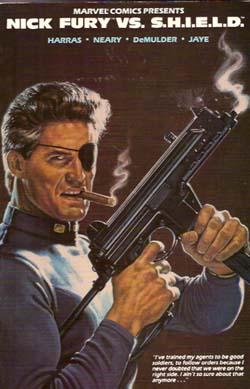 Adventures West Coast – Nick Fury Vs. S.H.I.E.L.D. TPB