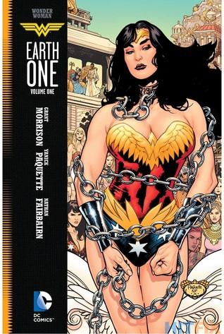 Adventures West Coast – Wonder Woman: Earth One Vol 1
