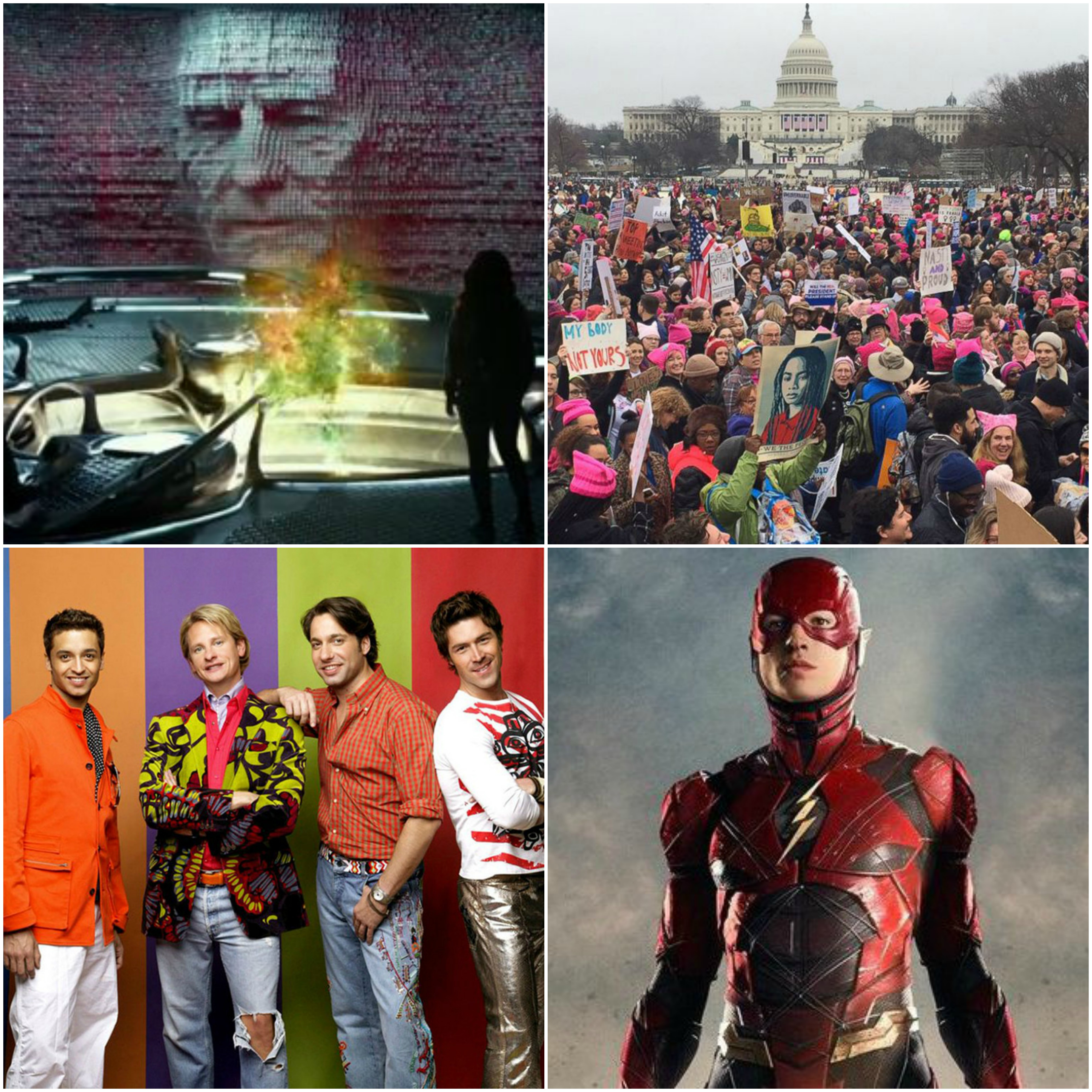 West Week Ever: Pop Culture In Review – 1/27/17