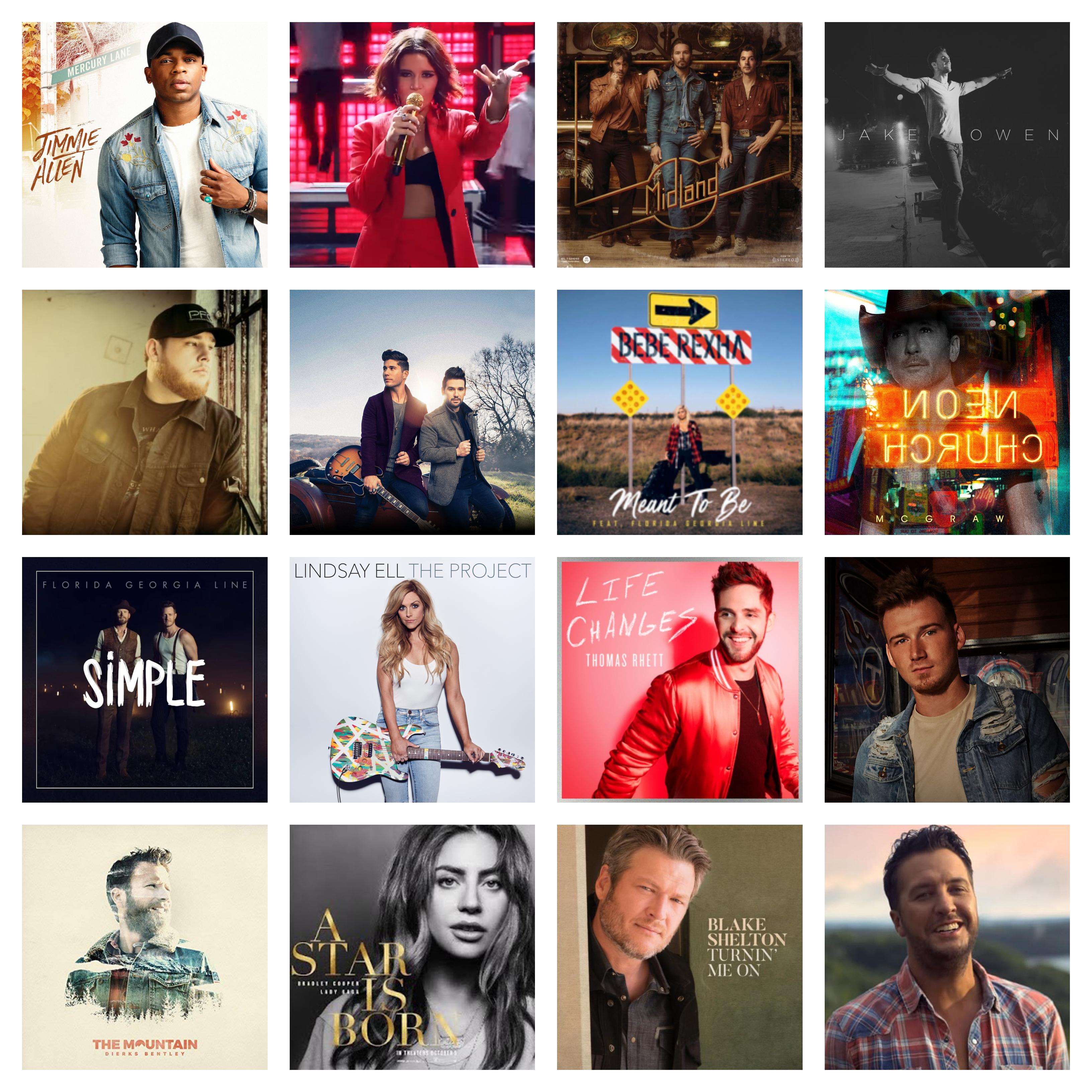 The WBW40 – Will's Top 40 Songs of 2018