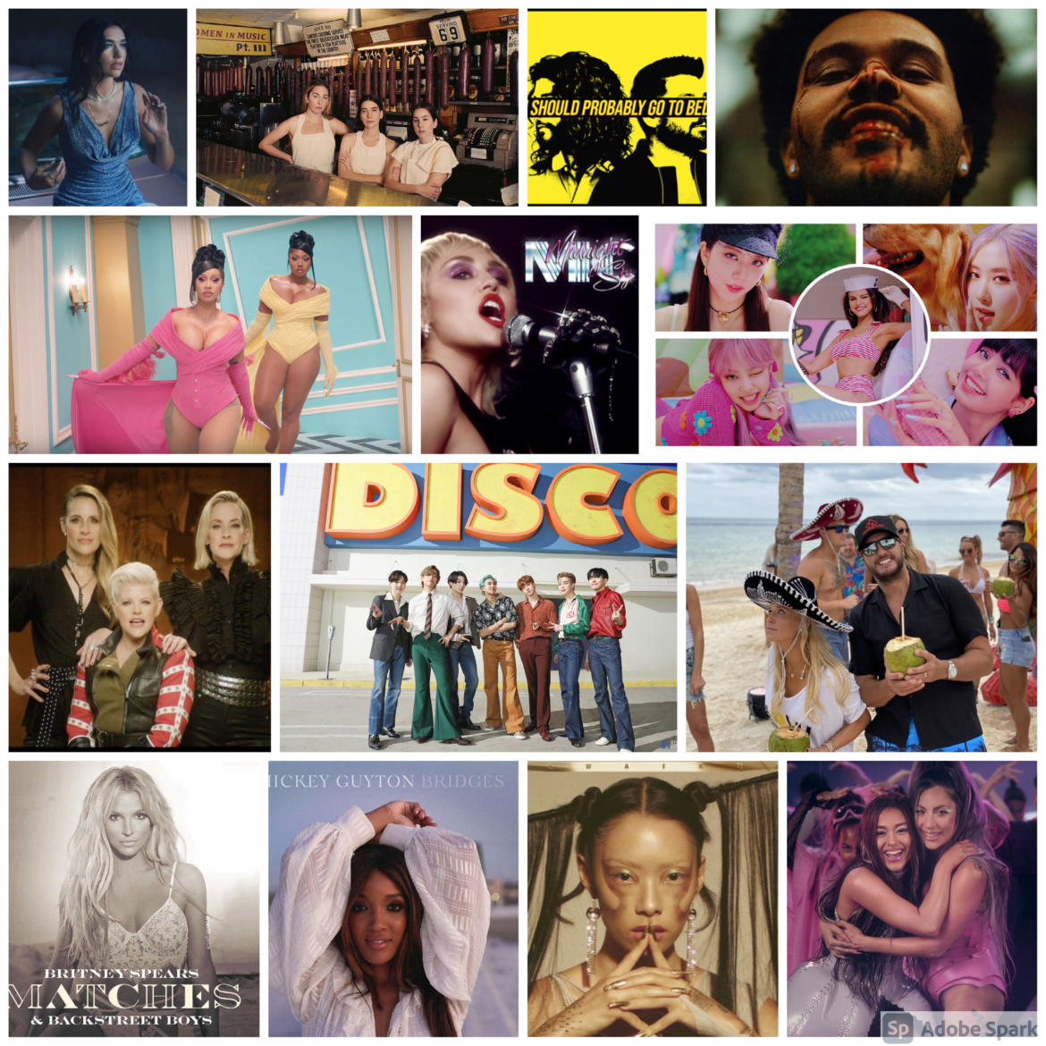 The WBW40 – Will's Top 40 Songs of 2020