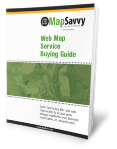 Web Mapping Service Buying Guide | MapSavvy.com | OnTerra Systems USA
