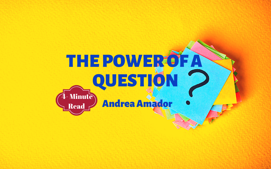 The Power of Questions – Exposing Obsession