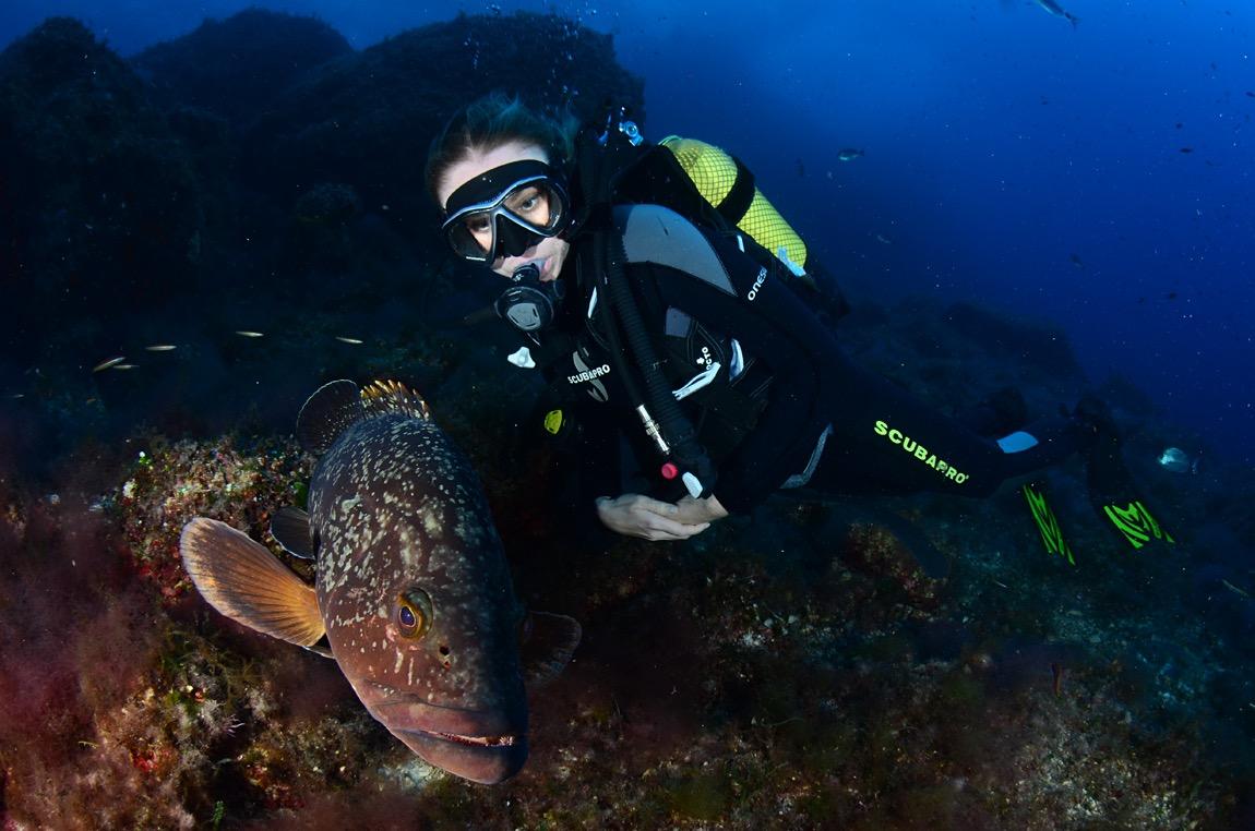 Alexandra Cousteau, photo credit Oceana