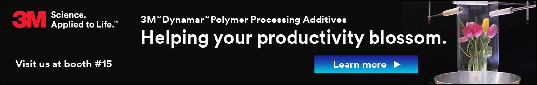 3M Dynamar™ Polymer Processing Additives