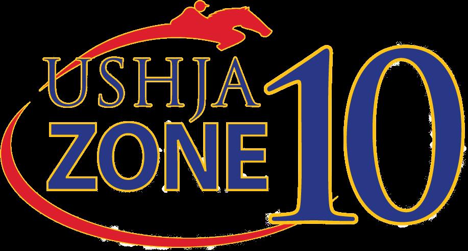 USHJA Zone 10 logo