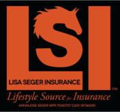 Lisa Seger Insurance Logo