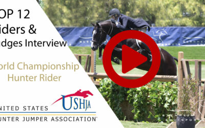 Video – USHJA WCHR West Coast Spectacular Final Round and Judges Interview