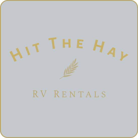 Hit The Hay RV logo