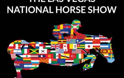 Announcement Re 2020 Las Vegas National Horse Show