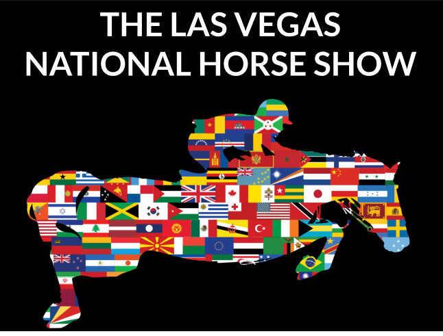 Las Vegas National Horse Show Logo