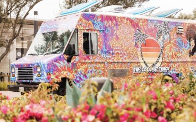 Gourmet Food Trucks Featured At Blenheim Shows