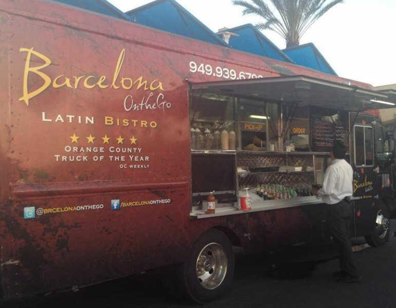 Barcelon Food Truck