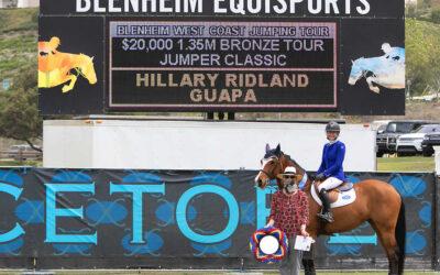 Bronze Tour Brilliance During Blenheim Spring Classic III