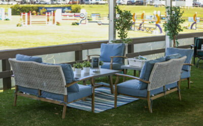 VIP Ringside Suites, Cabanas and Food Options For Ranch & Coast Classic