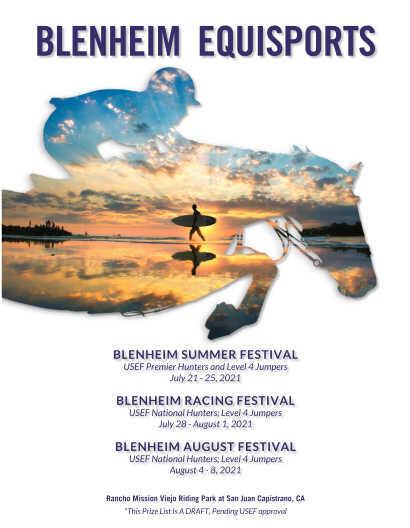 Summer Festival Prize List Cover 500