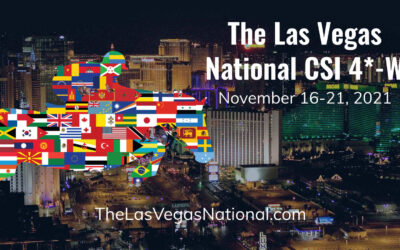 Las Vegas National CSI4*-W Returns for 2021 with New Schedule and New Additions